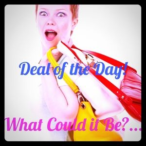 📣Deal of the Day, What Could it Be?!!💥